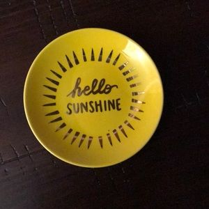Hello Sunshine Trinket Tray